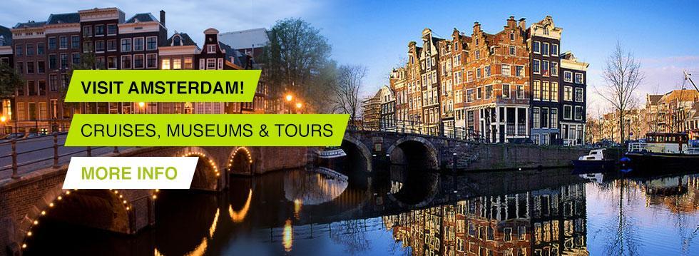 Amsterdam Light Festival banner