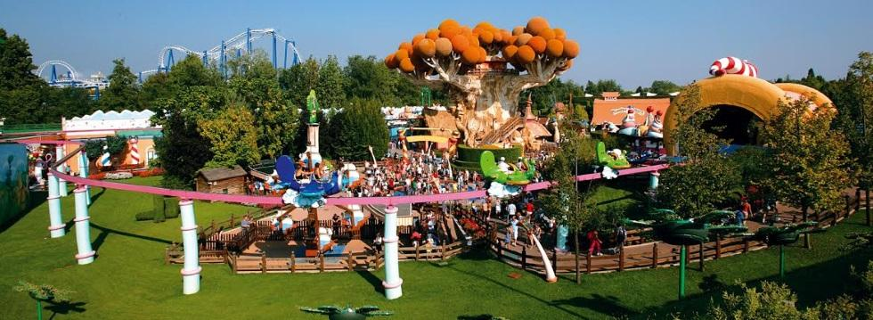 Gardaland Park Tickets