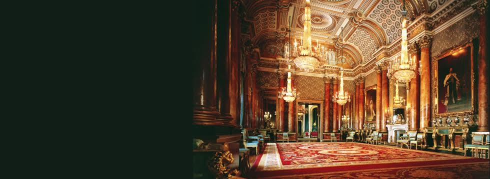 Buckingham Palace - State Rooms Tickets