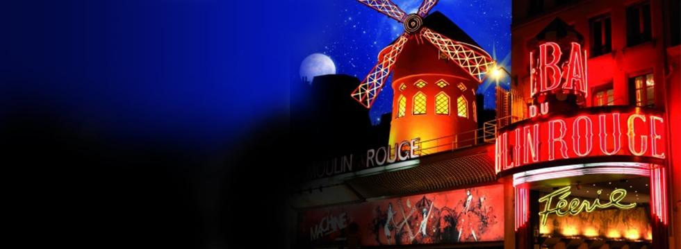 Moulin Rouge Billetter