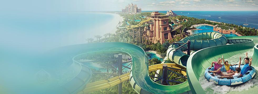 Aquaventure Waterpark Dubai Tickets