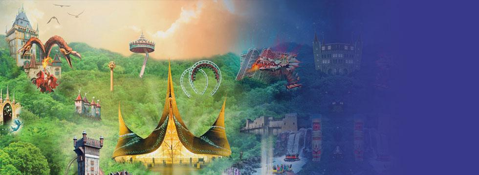 Efteling Theme Park Holland