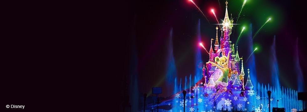 Winter Angebot - bis zu 51% sparen - Disneyland Paris und Walt Disney Studios