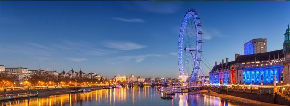 London Eye Rabatterte Billetter