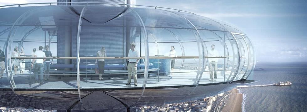 NEW! British Airways i360