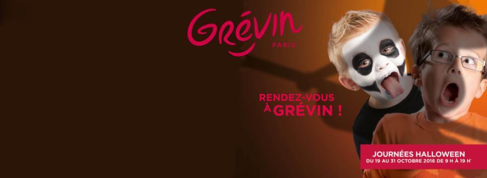 Musée Grévin Journée Halloween