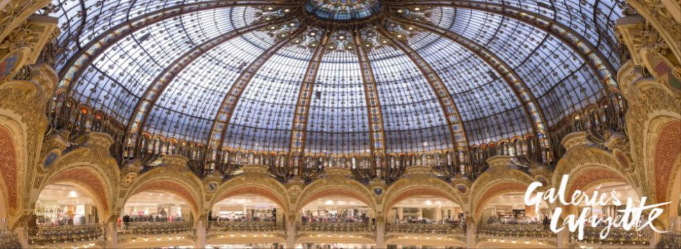 Galeries Lafayette - Shopping Experience