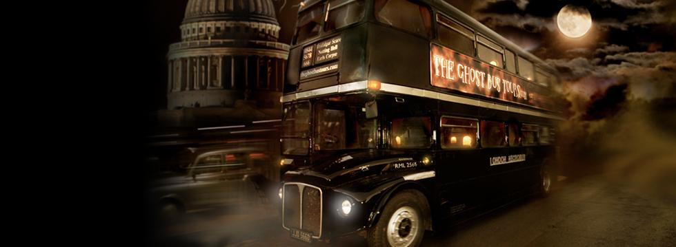 London Ghost Bus Tour