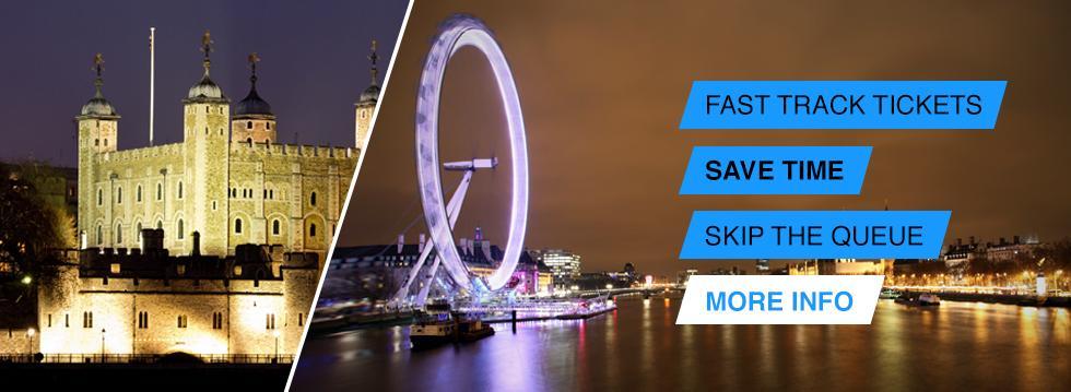 Tower of London & London Eye